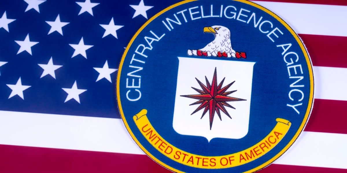 Working for the CIA