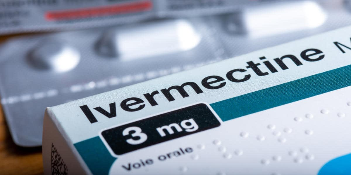 Box of Ivermectine in France