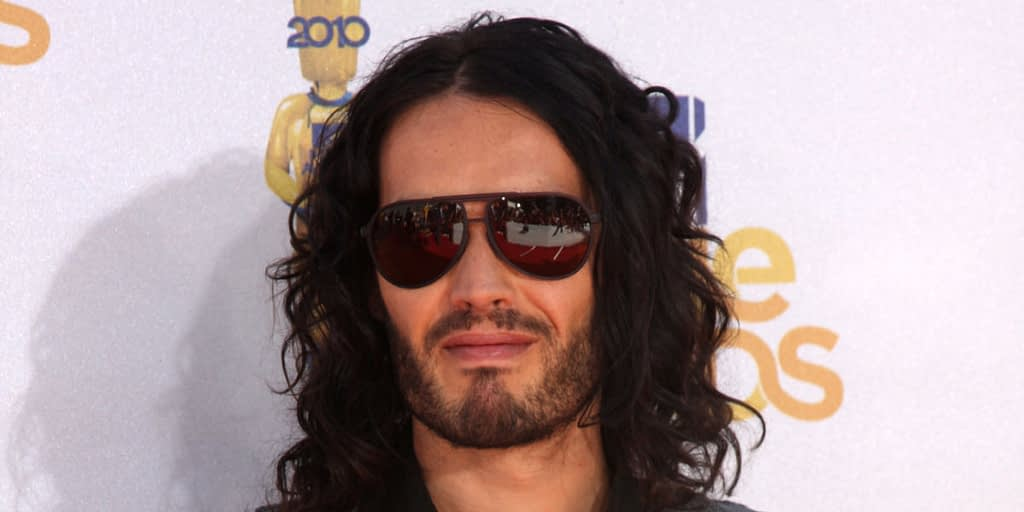 Photo of Russell Brand