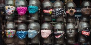 Masks of all types